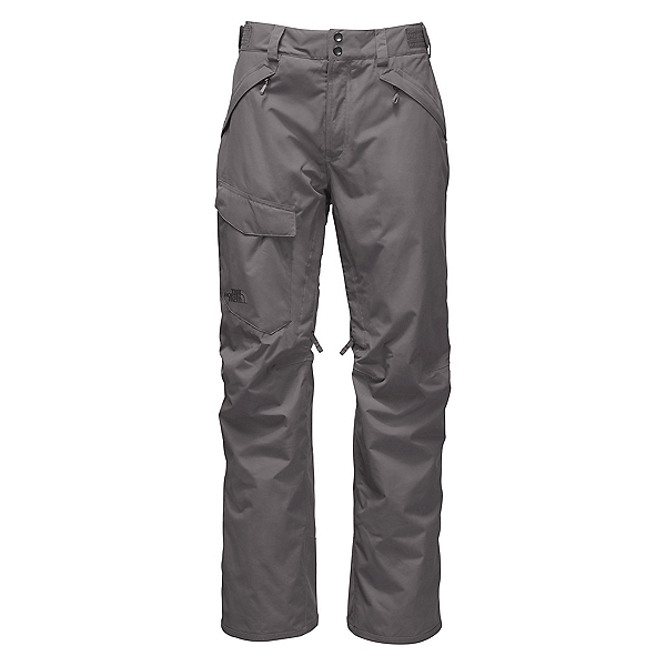 The North Face Freedom Mens Ski Pants (Previous Season), Zinc Grey, 600