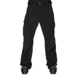 The North Face Freedom Mens Ski Pants (Previous Season), TNF Black, 256