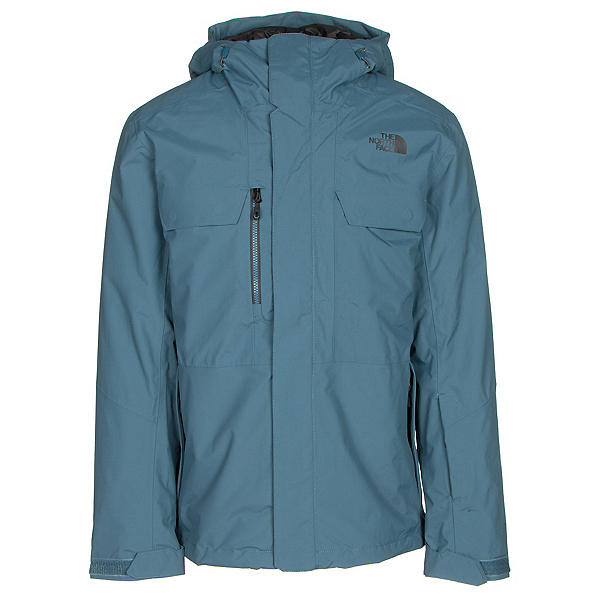 The North Face Hickory Pass Mens Insulated Ski Jacket (Previous Season), , 600