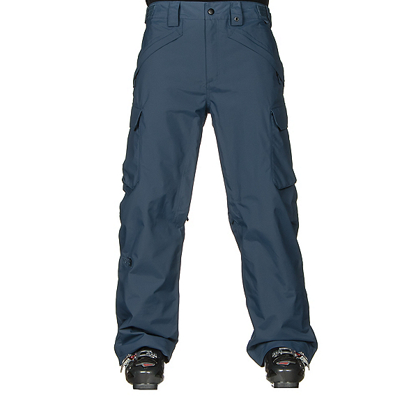 The North Face Slasher Cargo Mens Ski Pants (Previous Season), Shady Blue, 600