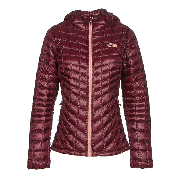 The North Face ThermoBall Hoodie Womens Jacket (Previous Season), , 600