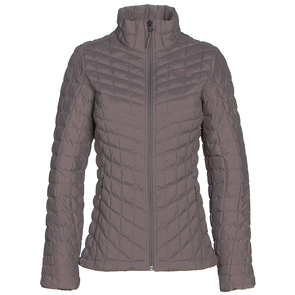 The North Face Stretch ThermoBall Womens Jacket (Previous Season), Rabbit Grey, 600