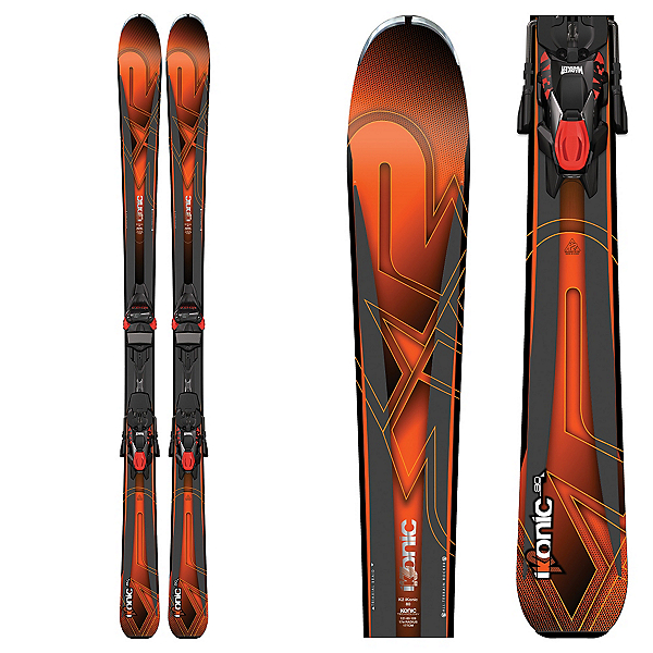 K2 iKonic 80 Skis with Marker M3 12TCX Bindings, , 600