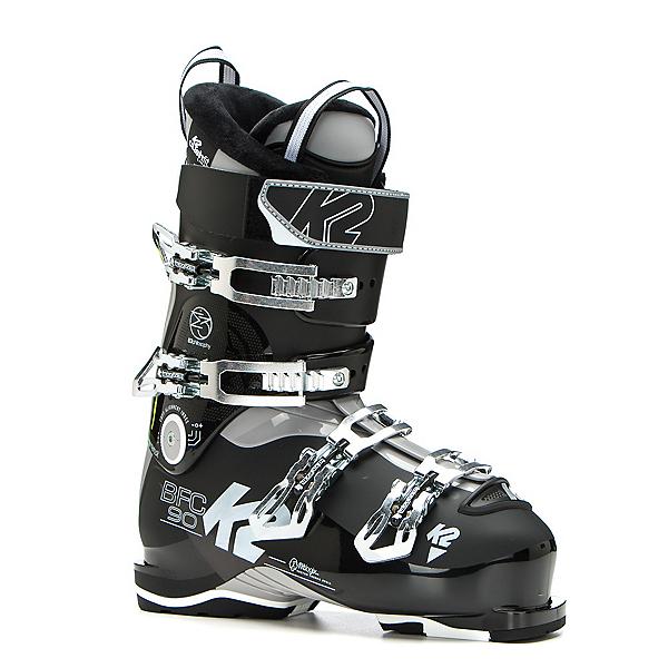 K2 B.F.C. 90 Ski Boots 2018, Black, 600