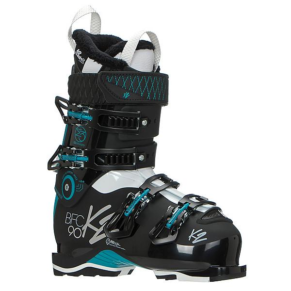 K2 B.F.C. 90W Womens Ski Boots 2018, , 600