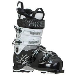 K2 B.F.C. 80W Womens Ski Boots 2018, White, 256