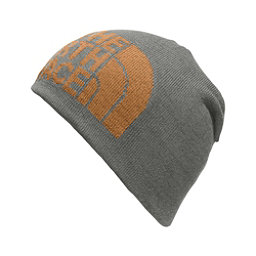 The North Face Highline Beanie (Previous Season), Fusebox Grey-Citrine Yellow, 256