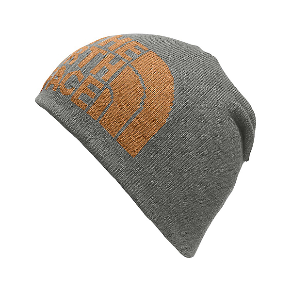 The North Face Highline Beanie (Previous Season), Fusebox Grey-Citrine Yellow, 600