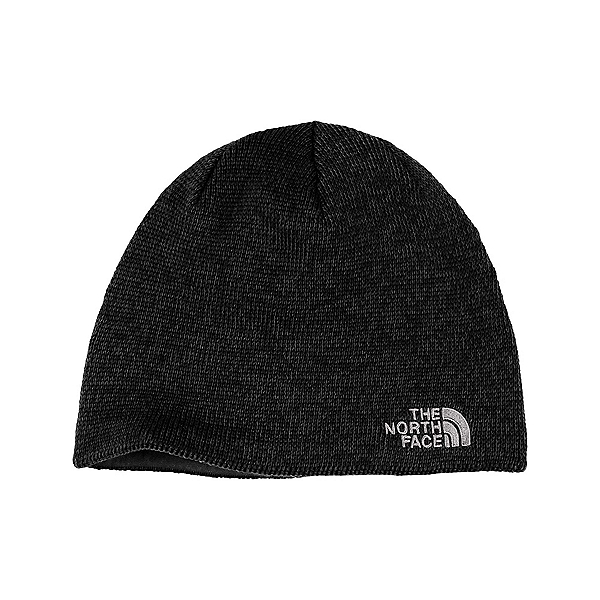 The North Face Jim Beanie (Previous Season), TNF Black Heather, 600