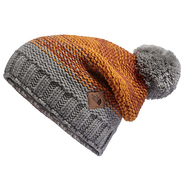The North Face Antlers Beanie (Previous Season), Moon Mist Grey, 600