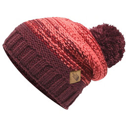 The North Face Antlers Beanie (Previous Season), Deep Garnet Red, 256