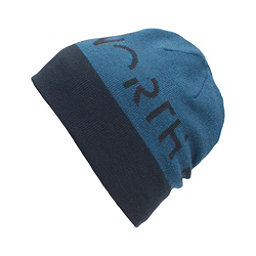 The North Face Reversible TNF Banner Beanie (Previous Season), Urban Navy, 256