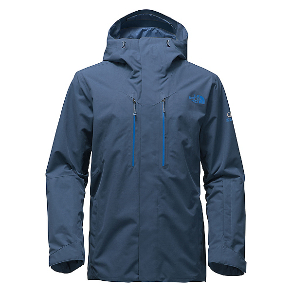 The North Face NFZ Mens Shell Ski Jacket (Previous Season), Shady Blue, 600