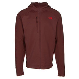 The North Face Foundation Jacket Mens Hoodie (Previous Season), Hot Chocolate Brown, 256
