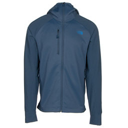 The North Face Foundation Jacket Mens Hoodie (Previous Season), Shady Blue, 256