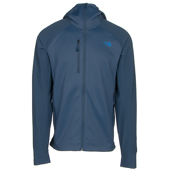 The North Face Foundation Jacket Mens Hoodie (Previous Season), Shady Blue, 600