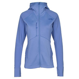 The North Face Foundation Jacket Womens Mid Layer (Previous Season), Stellar Blue, 256