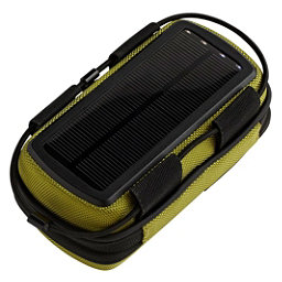Goal Zero Rock Out 2 Solar Speakers, Green, 256