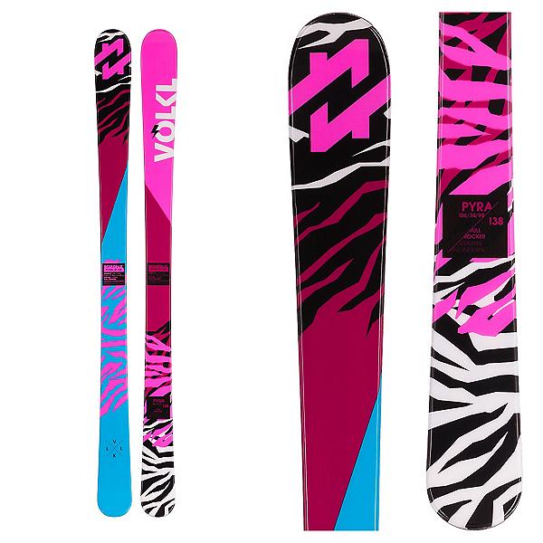 Volkl Pyra Jr. Girls Skis 2017, , 600