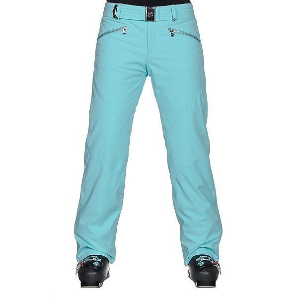 Bogner Frida Womens Ski Pants, Ibiza Blue, 600
