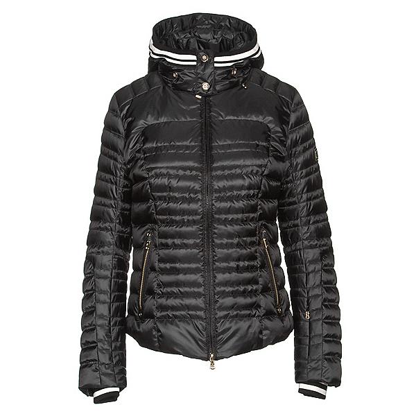 Bogner Eni Down Womens Insulated Ski Jacket, Black, 600