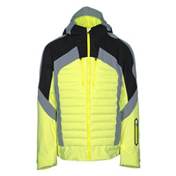Bogner Nair Mens Insulated Ski Jacket, Glowing Green, 256