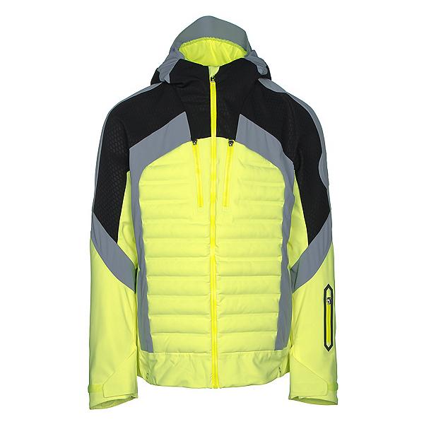 Bogner Nair Mens Insulated Ski Jacket, Glowing Green, 600