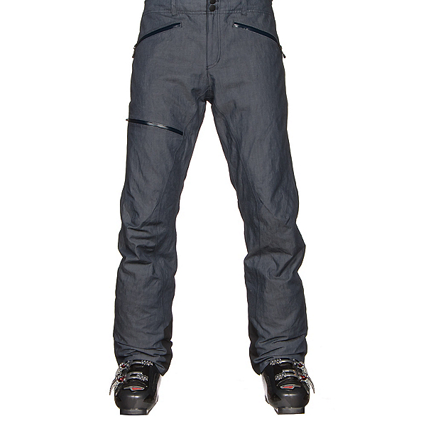 Bogner Fire + Ice Hakon Mens Ski Pants, Denim, 600