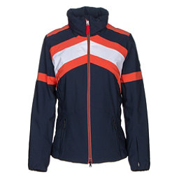 Bogner Fire + Ice Sianna Womens Insulated Ski Jacket, Navy, 256