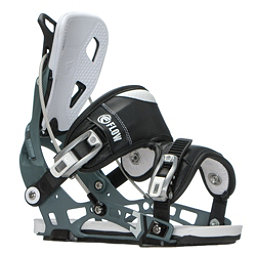 Flow NX2 Snowboard Bindings, Gunmetal, 256