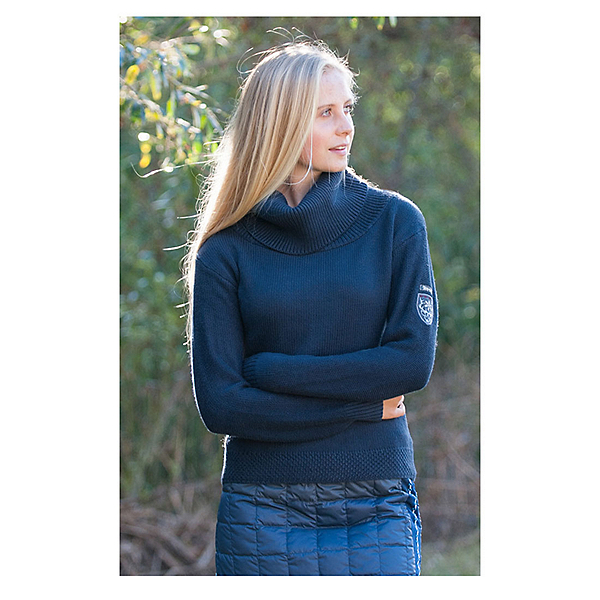 Alp-n-Rock Pontresina Womens Sweater, Dress Blues, 600