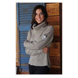 Alp-n-Rock Pontresina Womens Sweater, Fungi, 256
