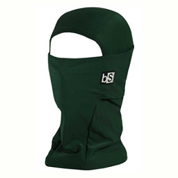 BlackStrap Hood Kids Balaclava, Forest Green, 256