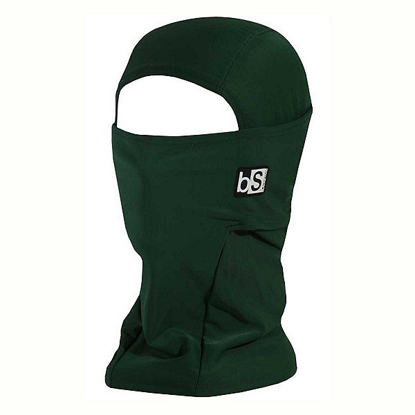 BlackStrap Hood Kids Balaclava, Forest Green, 600