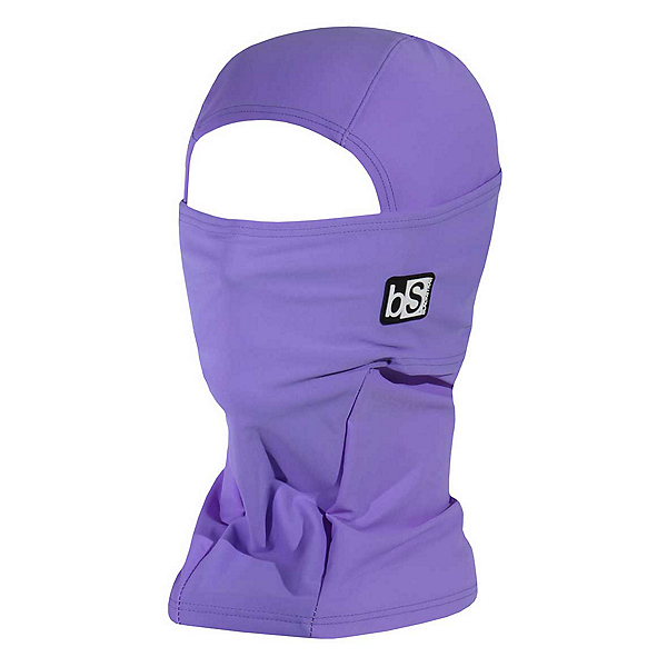 BlackStrap Hood Kids Balaclava, Pastel Purple, 600