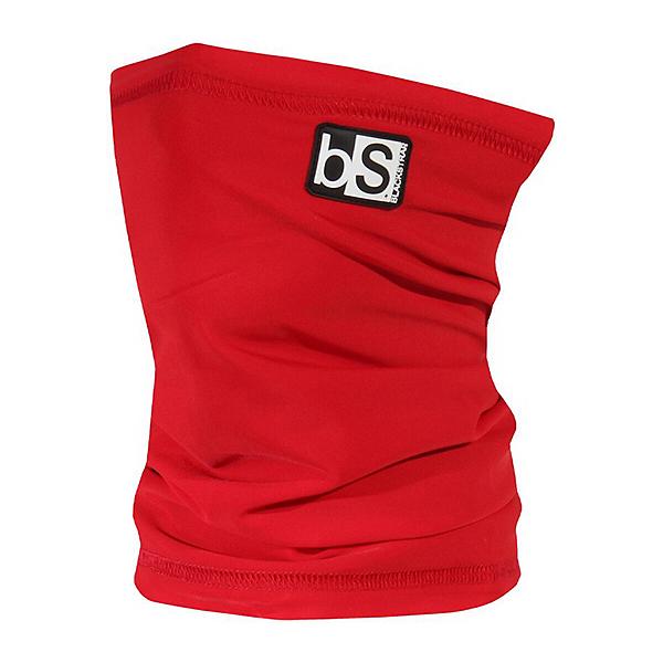 BlackStrap Tube Solid Kids Neck Warmer, Crimson, 600