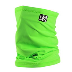 BlackStrap The Tube Solid Neck Warmer, Bright Green, 256