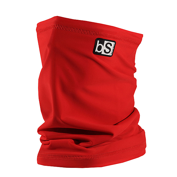 BlackStrap The Tube Solid Neck Warmer, Crimson, 600