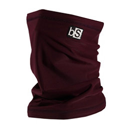 BlackStrap The Tube Solid Neck Warmer, Merlot, 256