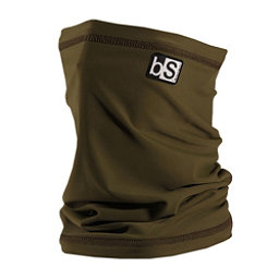 BlackStrap The Tube Solid Neck Warmer, Olive, 256