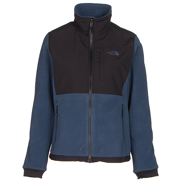 The North Face Denali 2 Womens Jacket (Previous Season), Shady Blue-TNF Black, 600