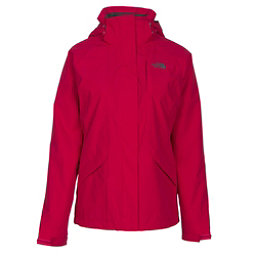 The North Face Boundary Triclimate Womens Insulated Ski Jacket (Previous Season), Cerise Pink, 256