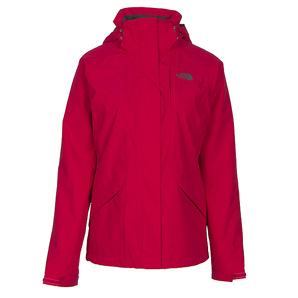 The North Face Boundary Triclimate Womens Insulated Ski Jacket (Previous Season), Cerise Pink, 600