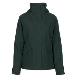 The North Face Boundary Triclimate Womens Insulated Ski Jacket (Previous Season), Darkest Spruce, 256