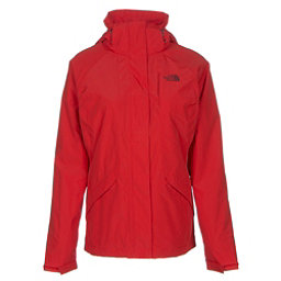 The North Face Boundary Triclimate Womens Insulated Ski Jacket (Previous Season), High Risk Red, 256