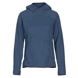 The North Face Sherpa Pullover Womens Hoodie (Previous Season), Shady Blue, 256