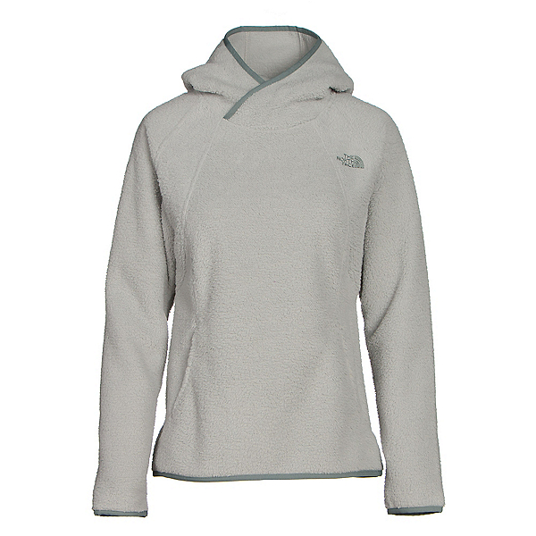 The North Face Sherpa Pullover Womens Hoodie (Previous Season), Wrought Iron, 600