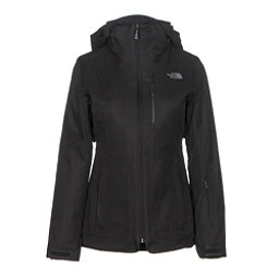 The North Face ThermoBall Snow Triclimate Parka Womens Insulated Ski Jacket (Previous Season), TNF Black, 256