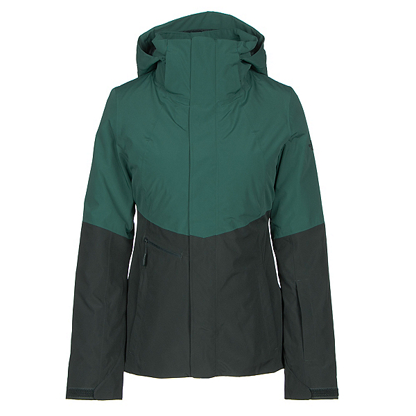 The North Face Garner Triclimate Womens Insulated Ski Jacket (Previous Season), Conifer Teal-Darkest Spruce, 600