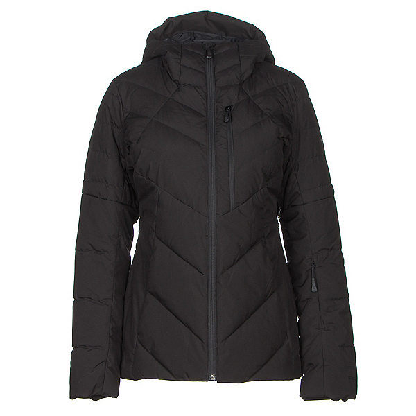 The North Face Core Fire Womens Insulated Ski Jacket (Previous Season), TNF Black, 600